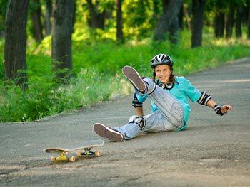 Skateboarding Accidents