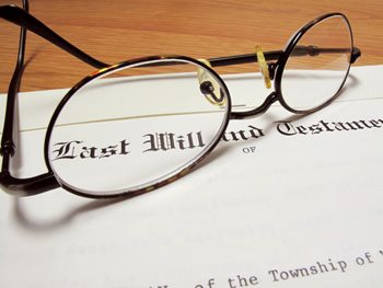 Read This before Writing the Will