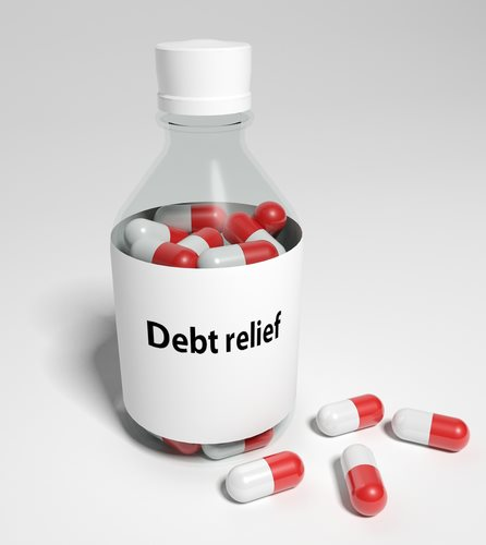 4 Facts About Credit Card Debt Relief