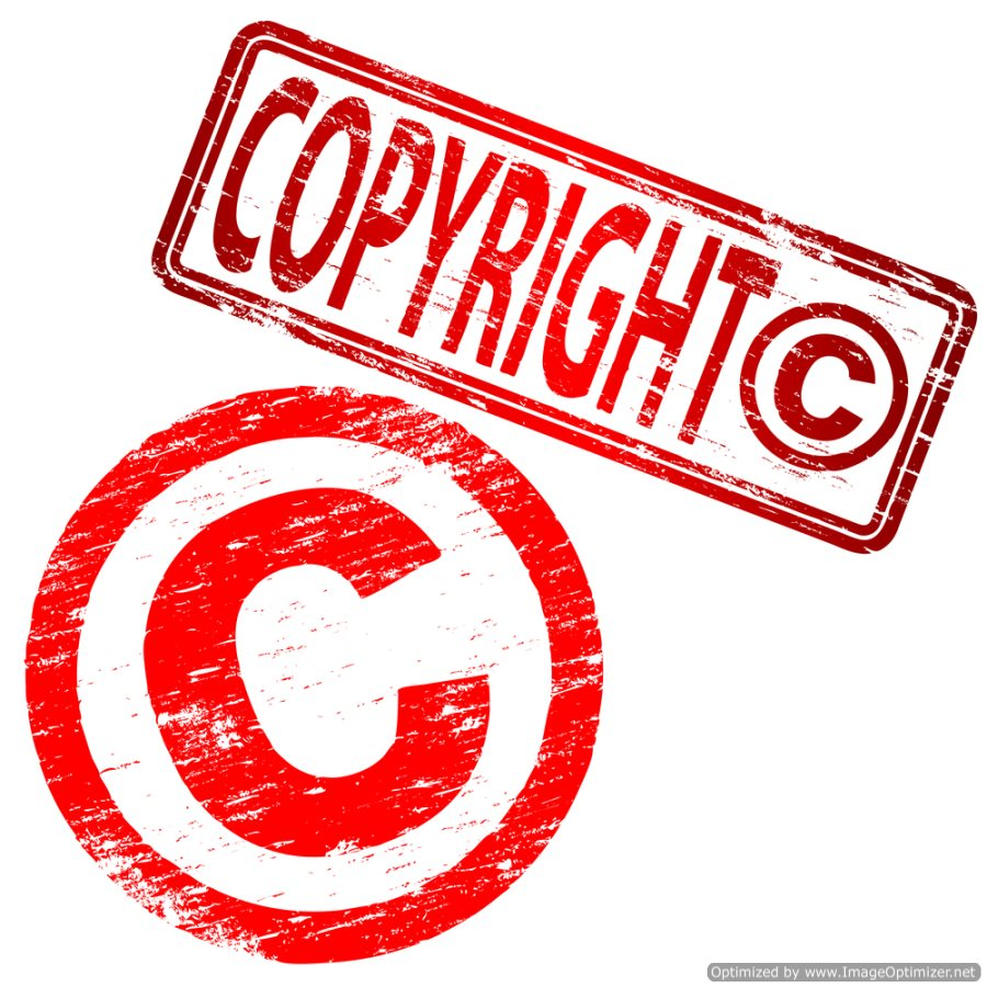 Copyright: Copyright Symbol - Copyright