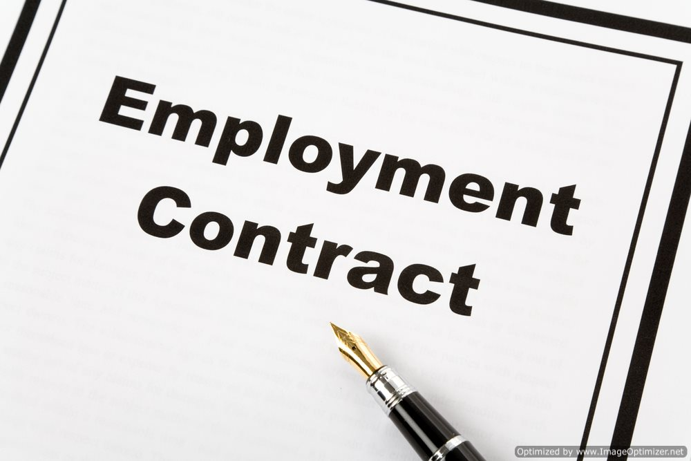 Employment Contract - Corporate | Laws.Com
