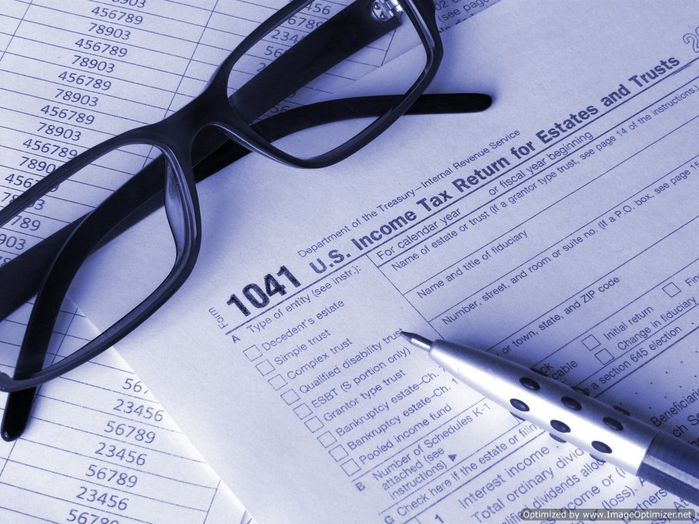 What to Know about Form 1041