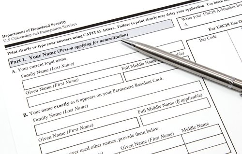 Form I-485 Application to Register Permanent Residence