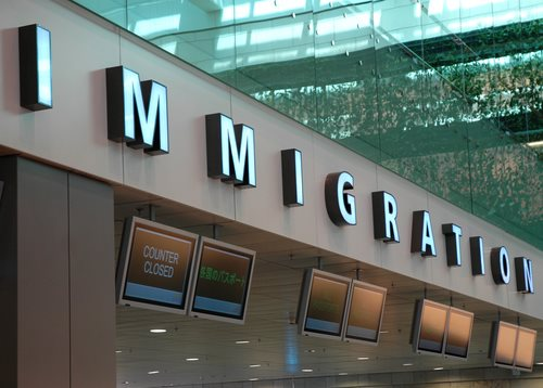 U.S. Immigration and Naturalization