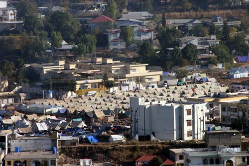 What are Refugee Camps?