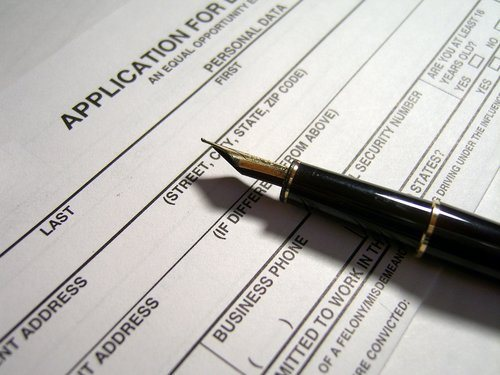 British Passport Application Form