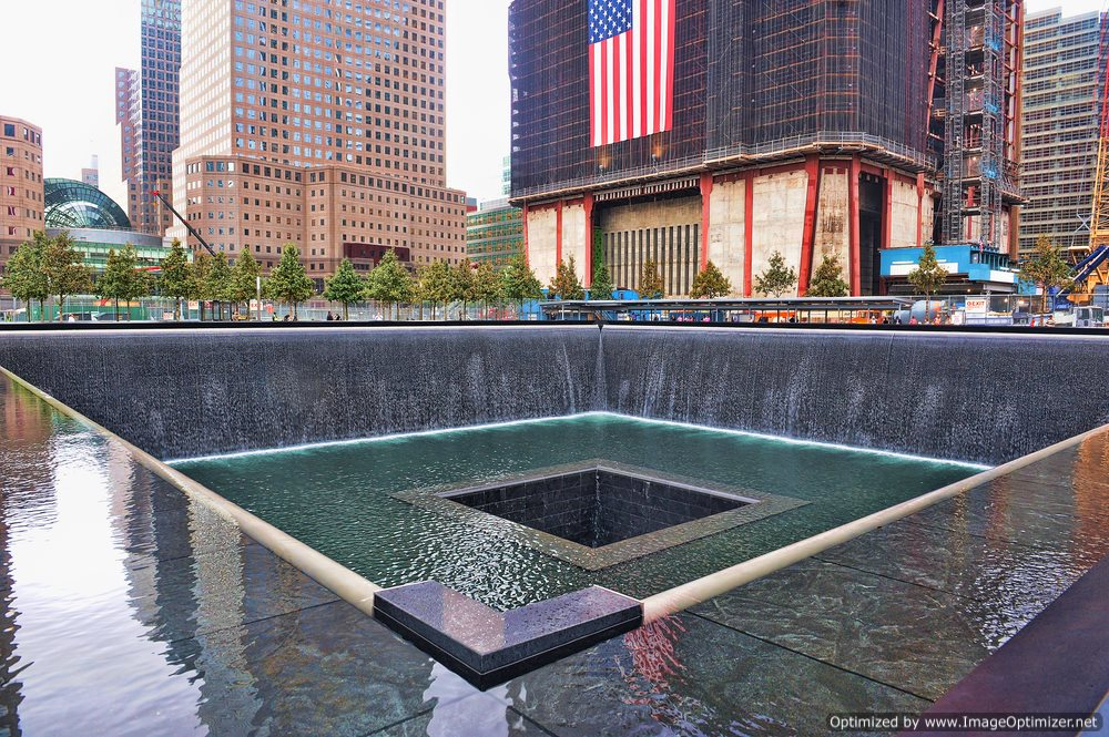 9/11 Memorial Sign is now Commonplace