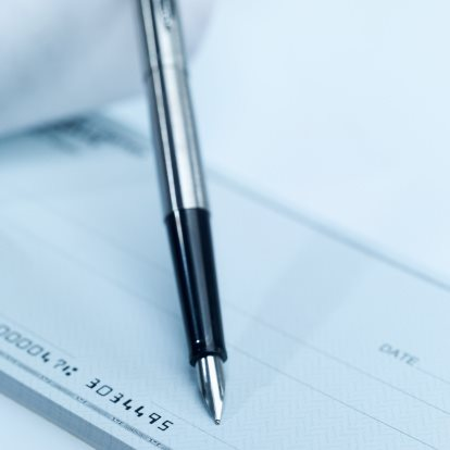 What Does a Negotiable Instrument Need?