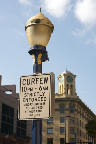 Why are there Curfew Laws?