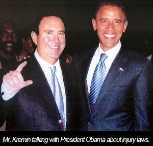 America's Leading Personal Injury Attorney- David K. Kremin