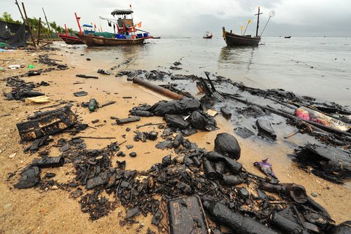 Deadline for Enrollment in Oil Spill Health Study