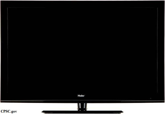 Haier America Issues Recall of 42-inch LED-TVs