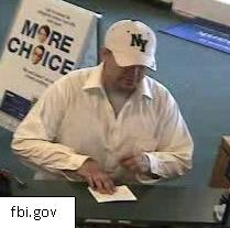 """Update: Suspected """"Chubby Bandit"""" Arrested"""