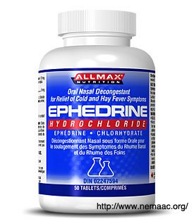 Ephedrine Lawsuit