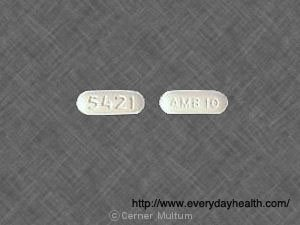 Withdrawal from Ambien