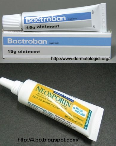 Bactroban Vs Neosporin - Drugs | Laws.com