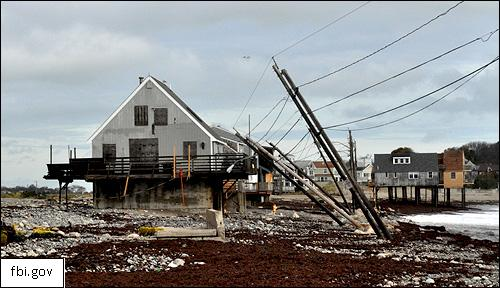 Recovery after Sandy Increases Chance of Disaster Fraud