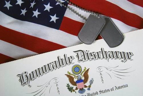 New York Man Filed False Military Discharge Papers