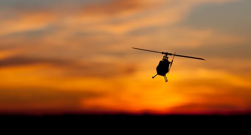 Helicopter Pilot Receives 10 Years for Drug Smuggling