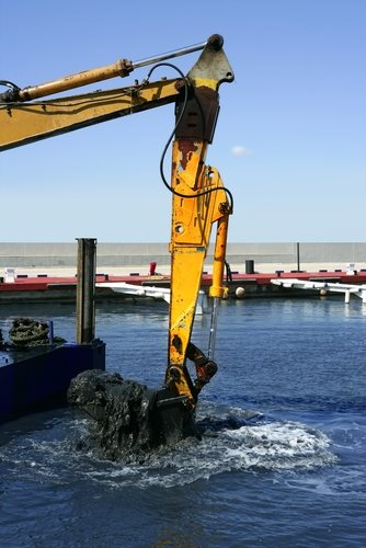 1.3 Million Cubic Yards Dredged from Hudson River
