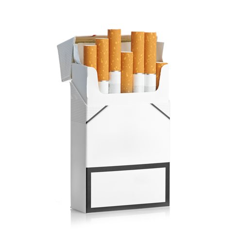 What are light cigarettes?