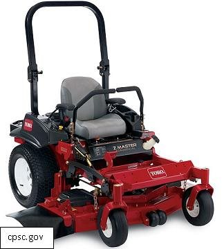 Toro Riding Mowers Recalled for Fire Hazard