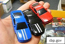 Shipment of Lead-Contaminated Toys Seized