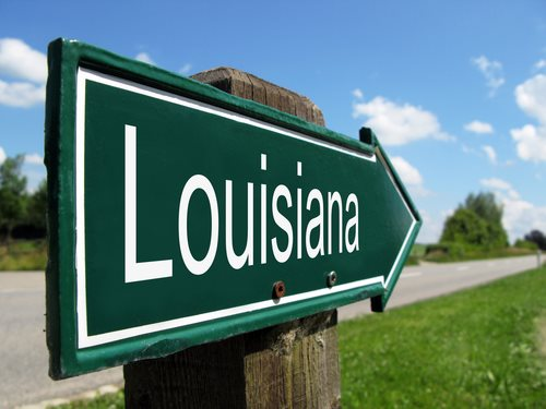 The State Laws of Louisiana