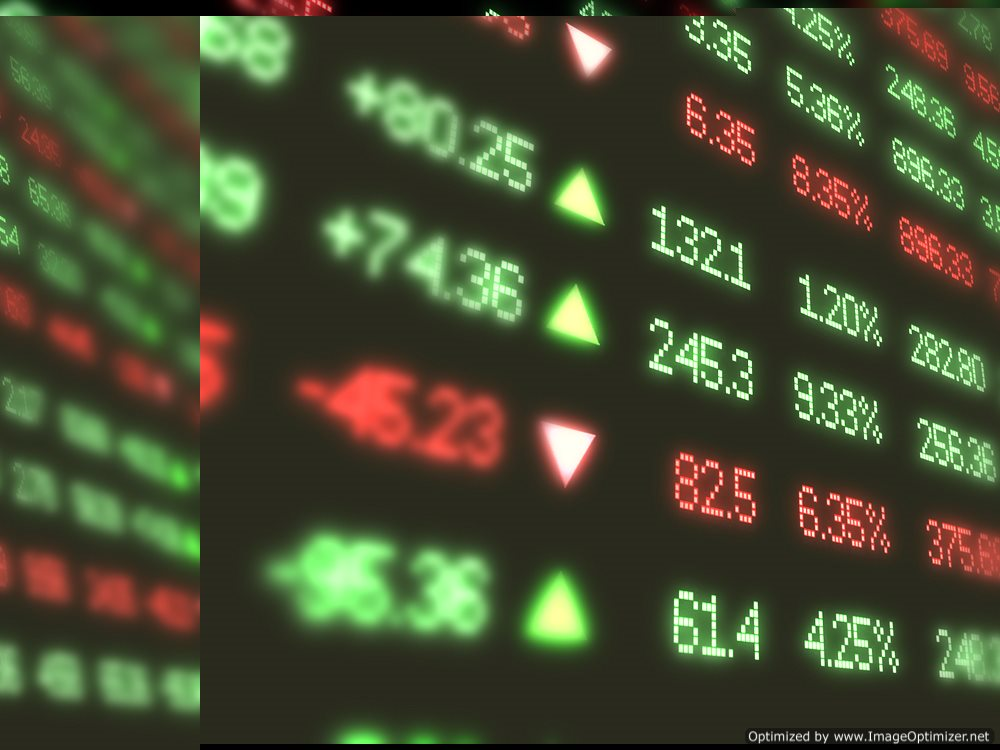 Stock Market Soars to Record High