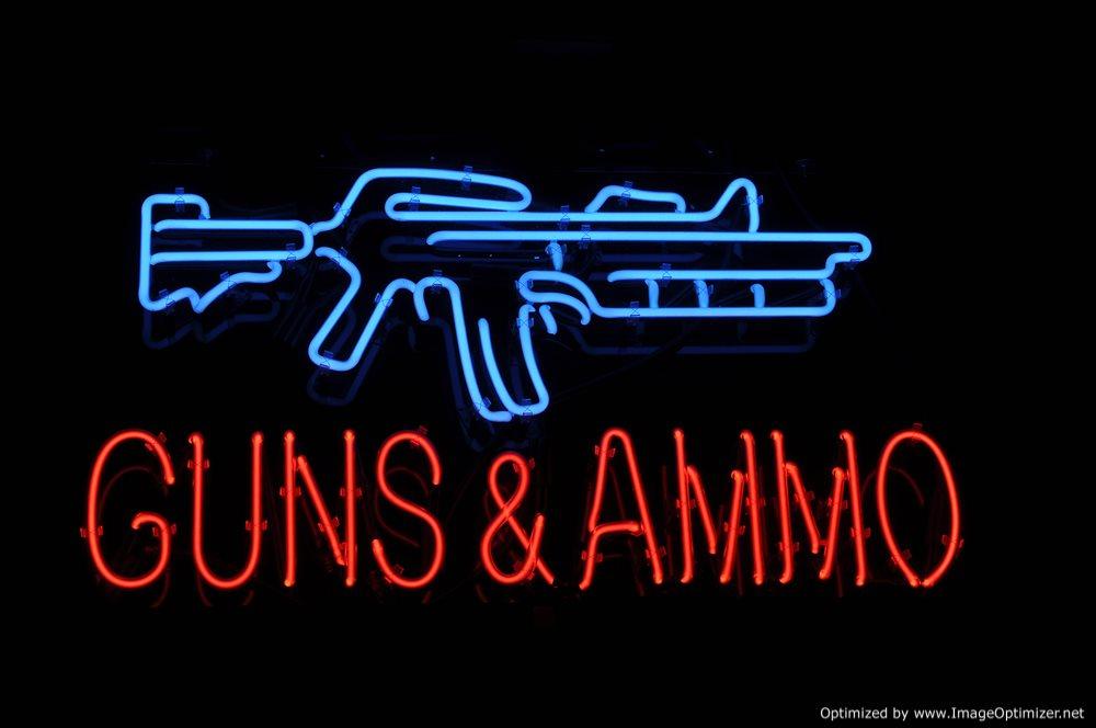 Guns and Ammo Sales Propel Jobs Boom
