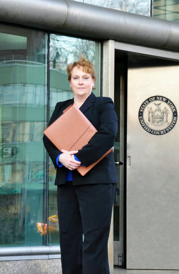 Rochelle S. Berliner Finds Satisfaction in Switch to Criminal Defense