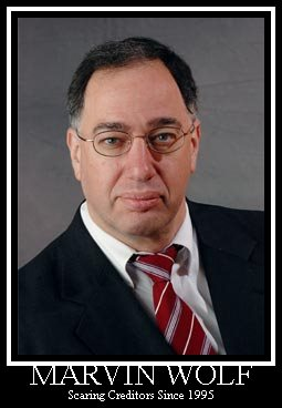 Marvin Wolf Talks Bankruptcy Law: Fear and Lending in New Jersey