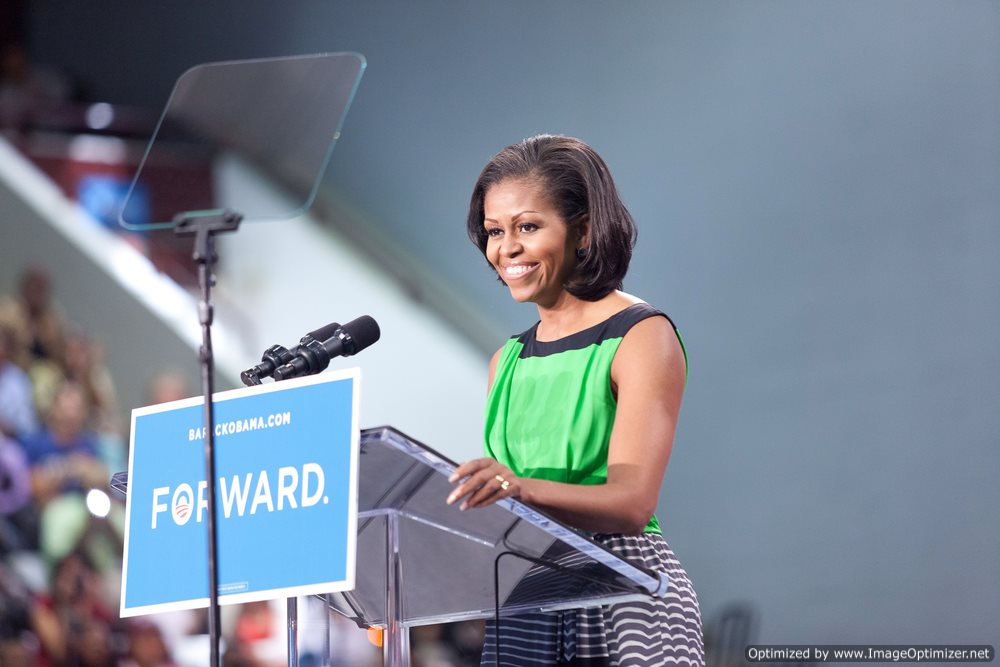 First Lady Michelle Obama Hires New Commitments for Veterans and Military Spouses