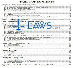 Alaska Small Claims Handbook