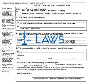 Form LL0022 Amendment to Articles of Organization