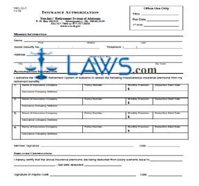 Insurance Authorization