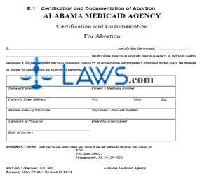 Appendix E Medicaid Forms