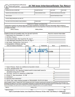 Iowa Estate Planning Laws - FindLaw