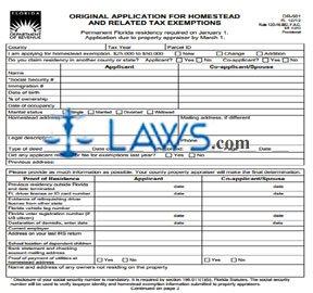 Louisiana Property Tax Homestead Exemption At