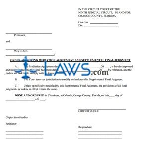 "mediation final Striving for a ""bulletproof"" mediation settlement agreement sussman, e and weiner, c a (2015), striving for a 'bulletproof' mediation settlement agreement."