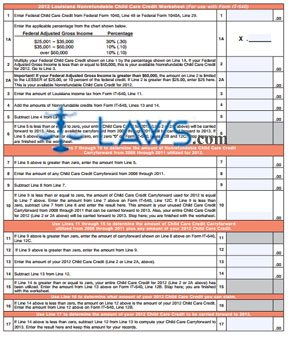 Form IT 540 Resident Income Tax Return Instructions
