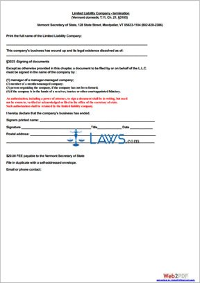 Form Limited Liability Partnership Application