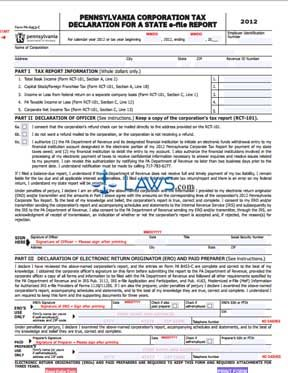 Form pa 8453 c pa corporation tax declaration for a state e file form pa 8453 c pa corporation tax declaration for a state e file ccuart Image collections