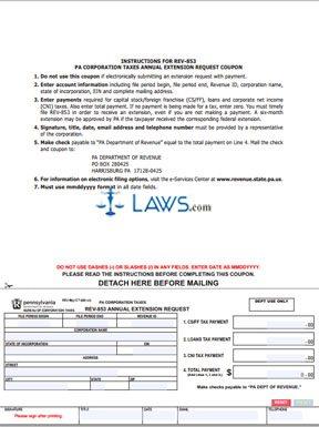company income tax return instructions