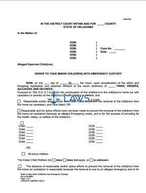 Child Custody Laws in Louisiana