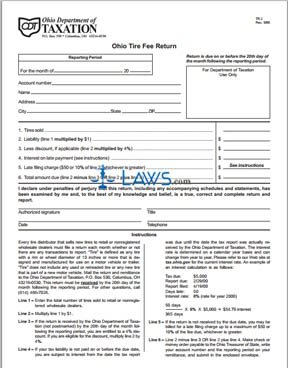 Personal Property Return And Filing Fee Maryland