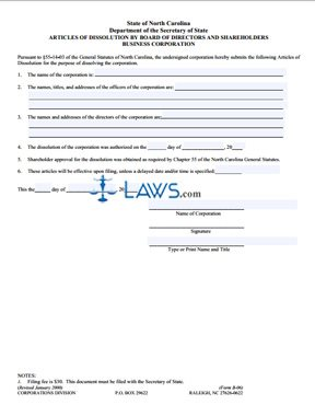 minnesota articles or blog posts with dissolution form