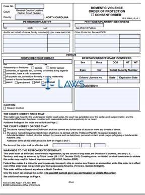 Florida restraining order dating violence