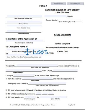 Minor Dating Laws In New Jersey