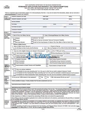 Form PA-29 Permanent Application for Property Tax Credit-Exemption ...